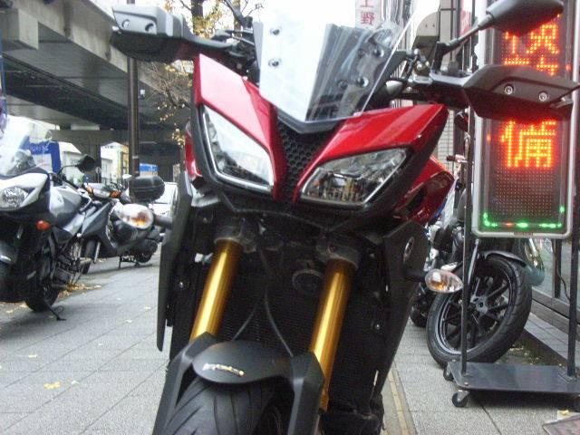 ヤマハ トレイサー900(MT-09トレイサー)の画像(東京都