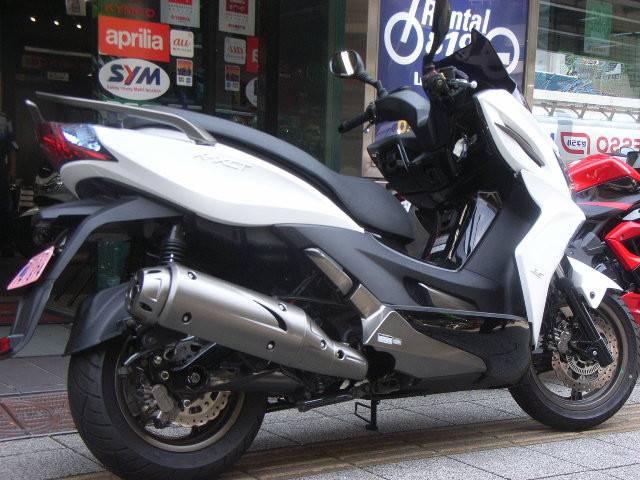 KYMCO K-XCT125 正規輸入車 最新型の画像(東京都