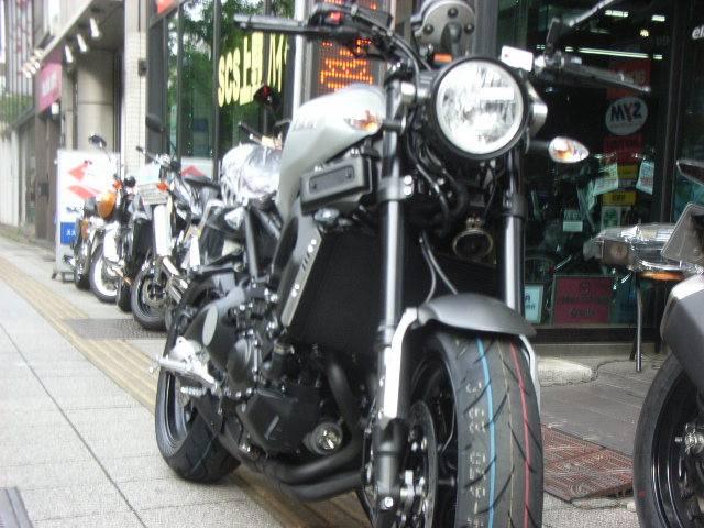 ヤマハ XSR900 最新型の画像(東京都