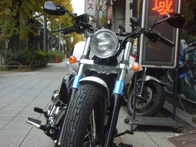 ヤマハ ドラッグスター400の画像(東京都