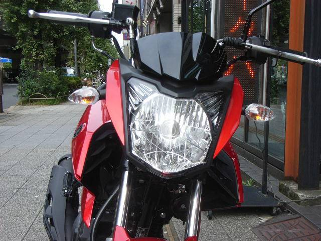 輸入車・他メーカー FAZER125(YS125Fi)の画像(東京都