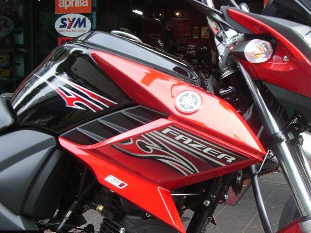 ヤマハ FAZER125Fi 並行輸入モデルの画像(東京都