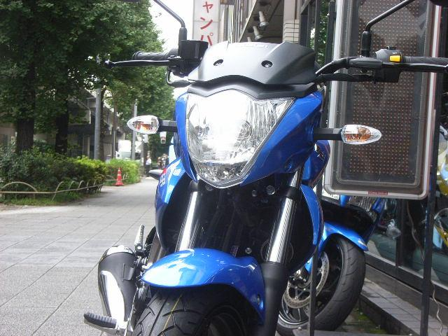 スズキ GIXXERの画像(東京都
