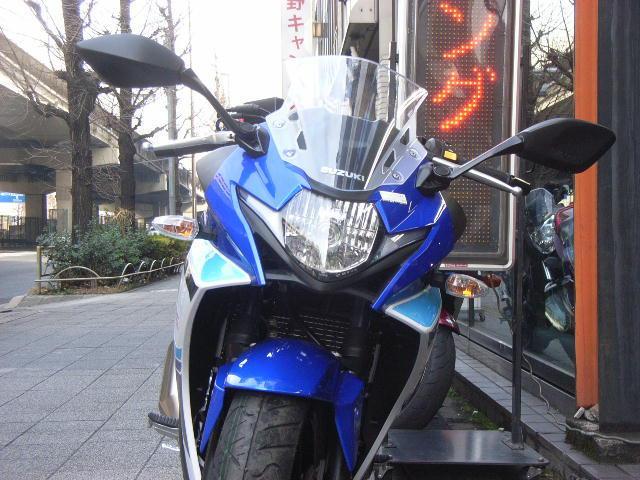 スズキ GSX250R 最新型の画像(東京都