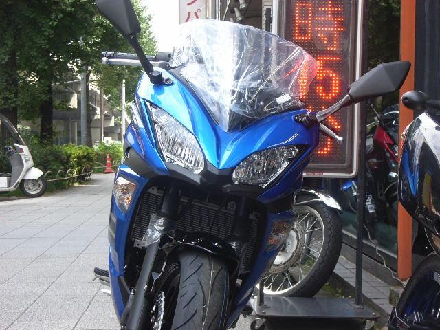 カワサキ Ninja 650 最新型の画像(東京都