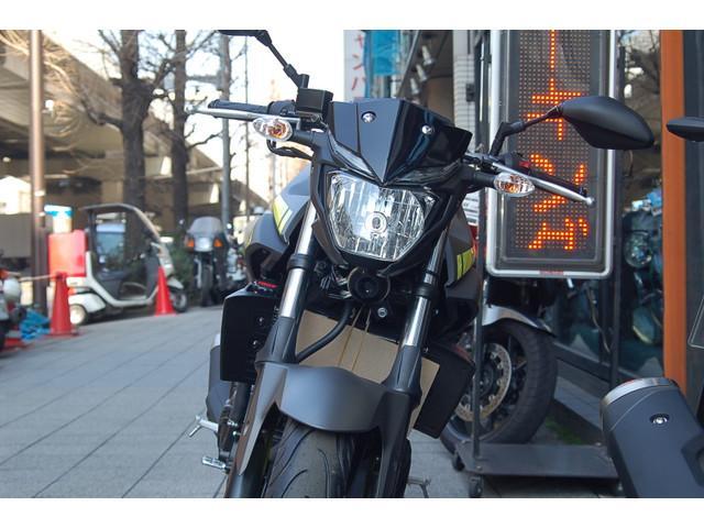 ヤマハ MT-03(320cc) 最新型の画像(東京都