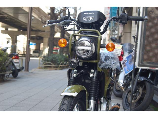 ホンダ クロスカブ110 日本生産 最新型の画像(東京都