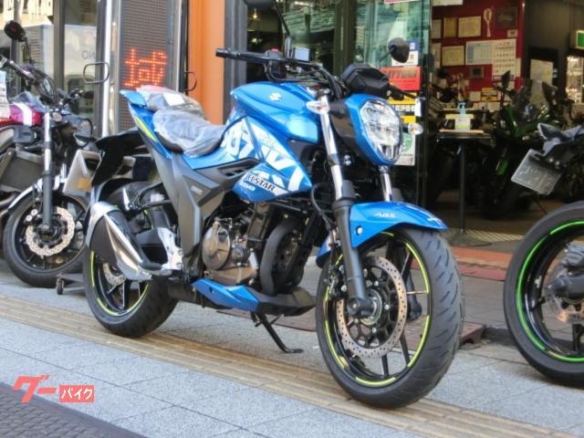 GIXXER 250 2021モデル