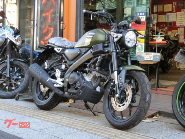 XSR155 インドネシア仕様 2021モデル