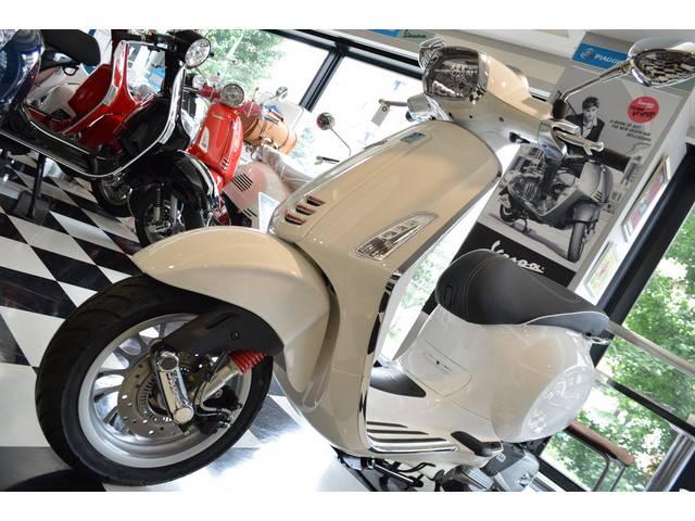 VESPA スプリント150 ABS 正規輸入モデル 最新型の画像(東京都