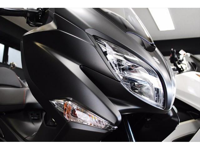 スズキ バーグマン400 ABS 最新型の画像(東京都