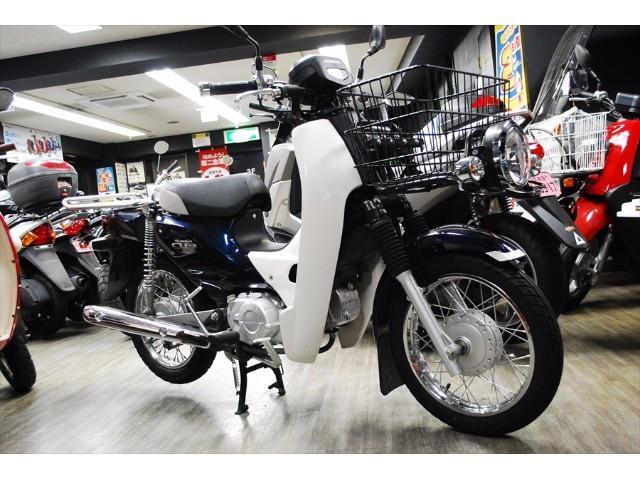 ホンダ スーパーカブ110プロの画像(東京都