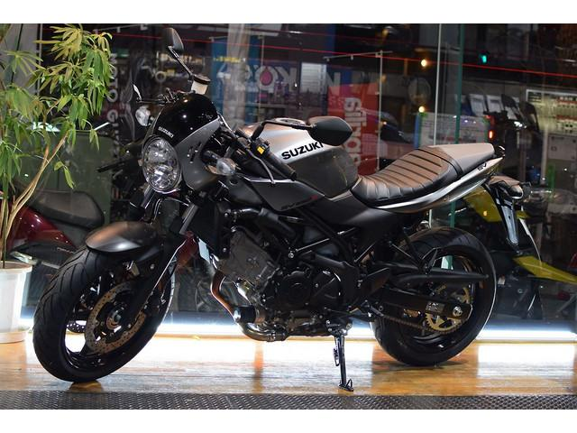 スズキ SV650X 最新型の画像(東京都