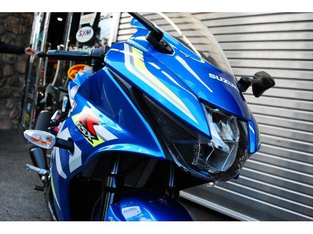 スズキ GSX-R125 最新型の画像(東京都