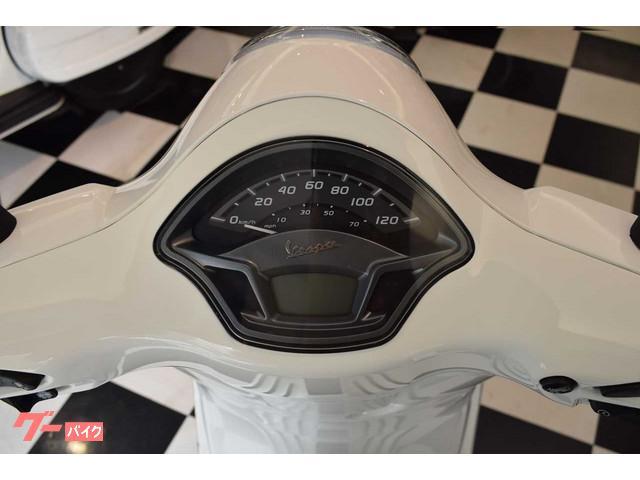 VESPA LX125ie i-GETエンジン 正規輸入モデルの画像(東京都