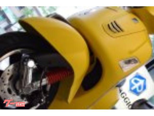 VESPA GTS300ie Super 最新型の画像(東京都