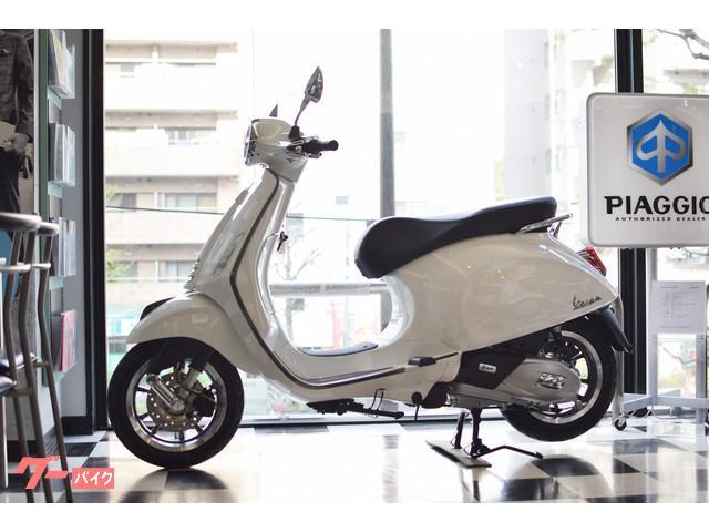 VESPA プリマベーラ150 S ABSの画像(東京都