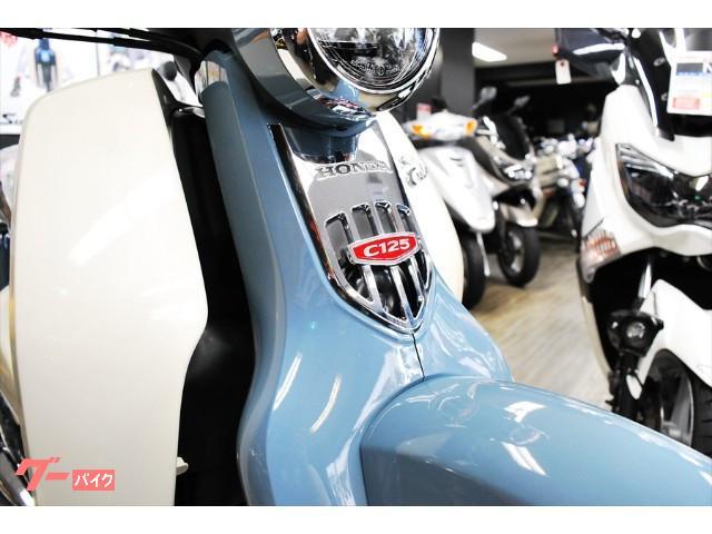 ホンダ スーパーカブC125 最新型の画像(東京都