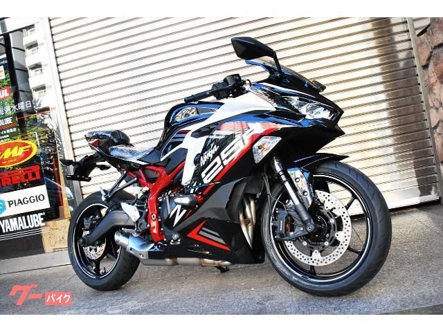 Ninja ZX−25R SE 最新モデル