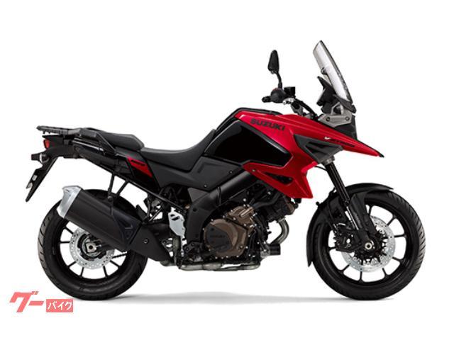 V−ストローム1050 最新モデル