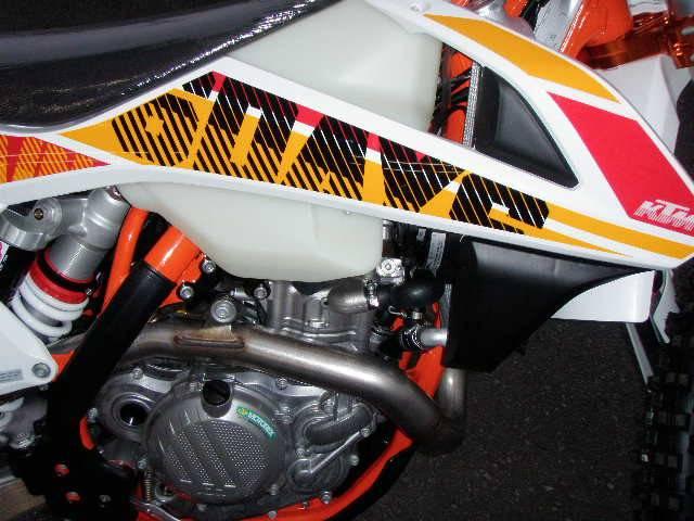 KTM 500EXC F SIXDAYS 2017モデルの画像(茨城県