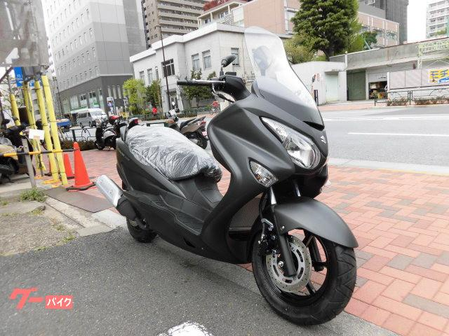 スズキ バーグマン200の画像(東京都
