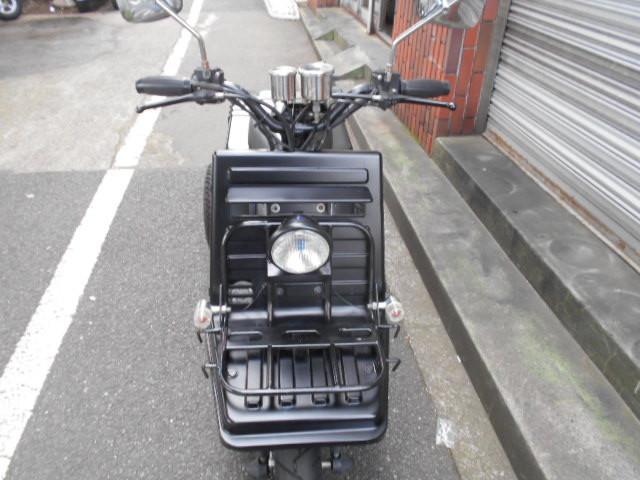 ホンダ ジャイロXの画像(東京都