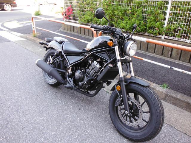 ホンダ レブル250の画像(東京都