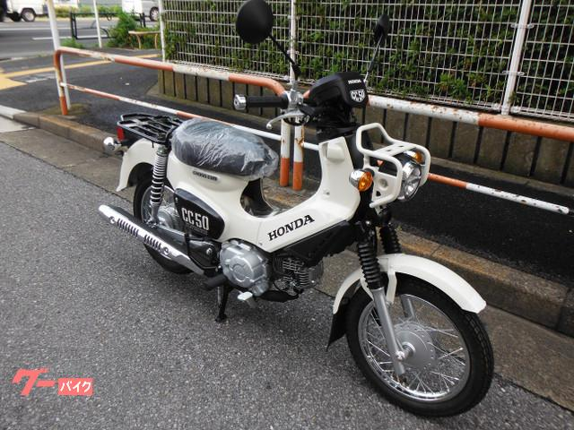 ホンダ クロスカブ50の画像(東京都