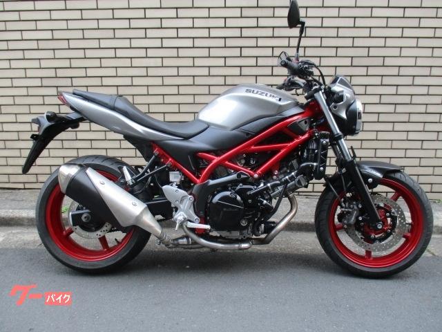 SV650 最新モデル