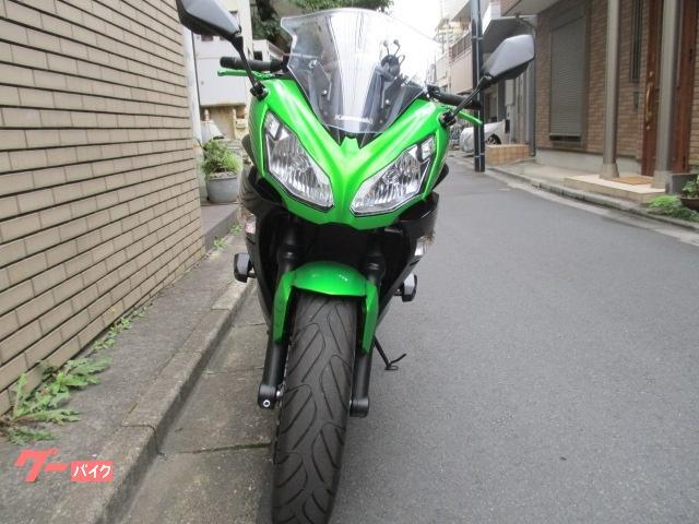 カワサキ Ninja 400 ETC2.0 USB電源 シフトインジケーターの画像(東京都
