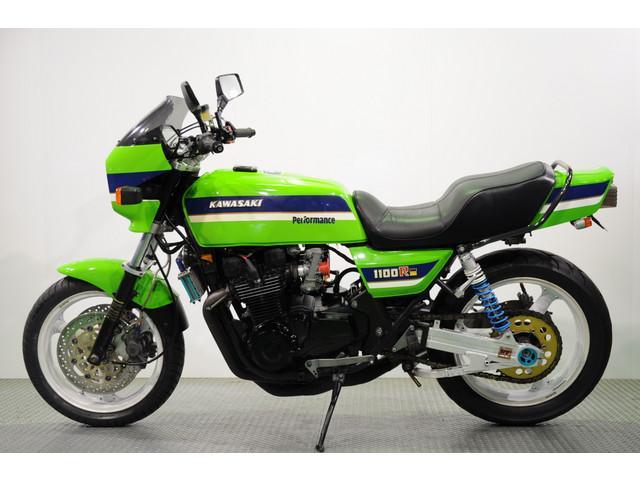 カワサキ Z1100R 1984年の画像(神奈川県