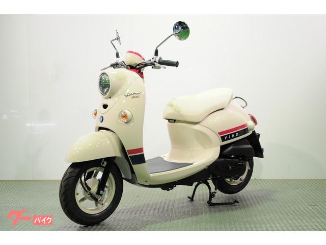 ヤマハ ビーノDX 生産終了モデル 国内正規 SA59Jの画像(神奈川県