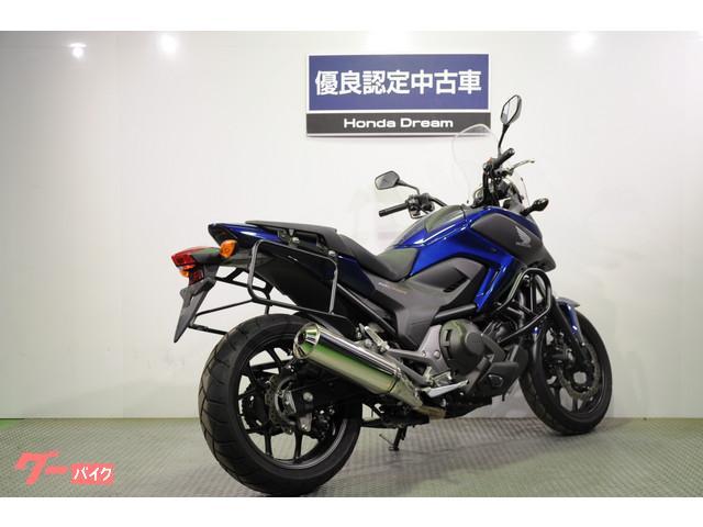 ホンダ NC750X タイプLD DCT 2014年モデル ホンダ優良認定中古車の画像(神奈川県