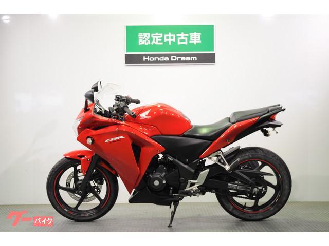 ホンダ CBR250R 2013年モデル ホンダ認定中古車の画像(神奈川県