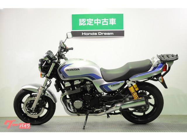 ホンダ CB750 ホンダ認定中古車 オーリンズリアサス装着車 2007年モデルの画像(神奈川県