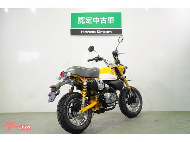 ホンダ モンキー125 ホンダ認定中古車の画像(神奈川県