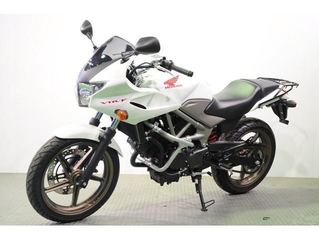 ホンダ VTR250F エンジンガード リアキャリア グーバイク鑑定車両の画像(神奈川県