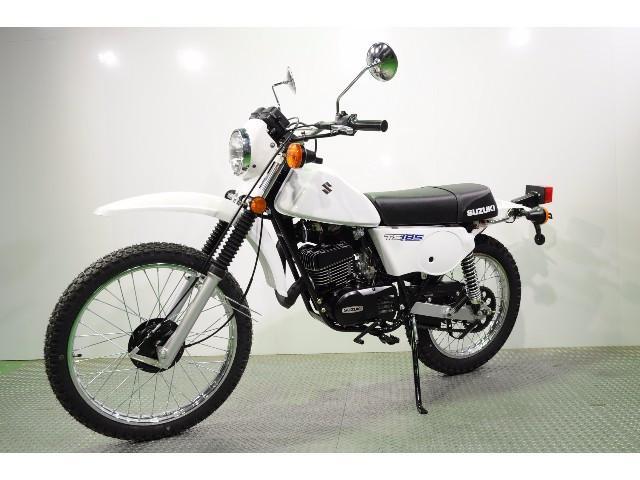 スズキ TS185ER 2014年モデル 南米仕様の画像(神奈川県