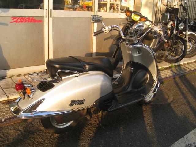 ホンダ ジョーカー90 ノーマル HF09 シルバーの画像(東京都