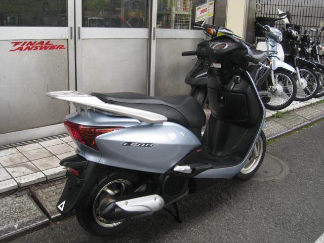 ホンダ リード ノーマル JF19 ライトブルーの画像(東京都