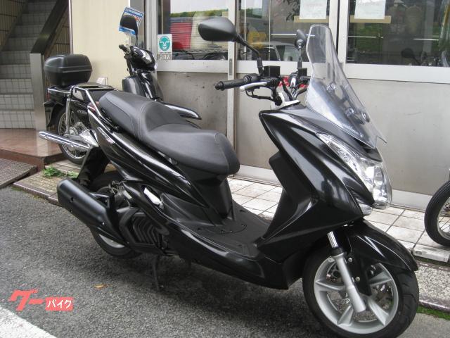 ヤマハ マジェスティS ノーマル SG28J ブラックの画像(東京都