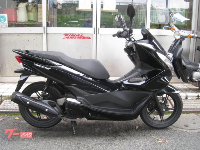 PCX ノーマル JF56 ブラック