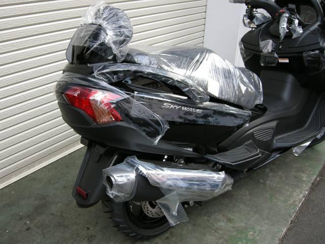 スズキ スカイウェイブ650LXの画像(千葉県