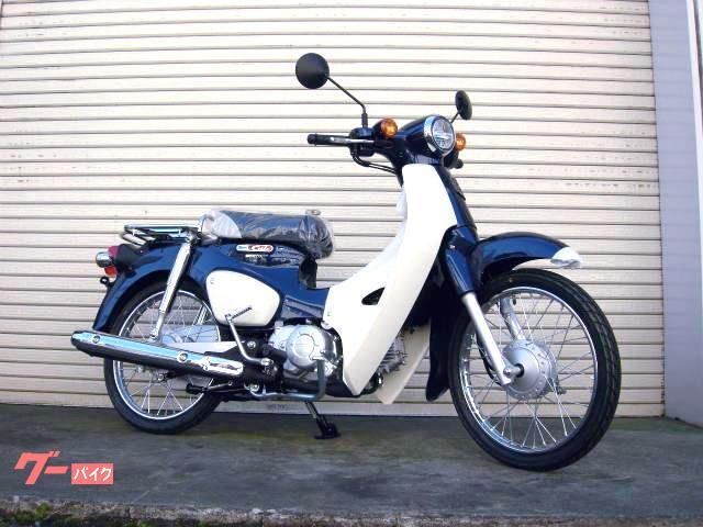 ホンダ スーパーカブ50 AA09の画像(千葉県