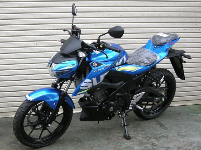 スズキ GSX-S125 ABSの画像(千葉県
