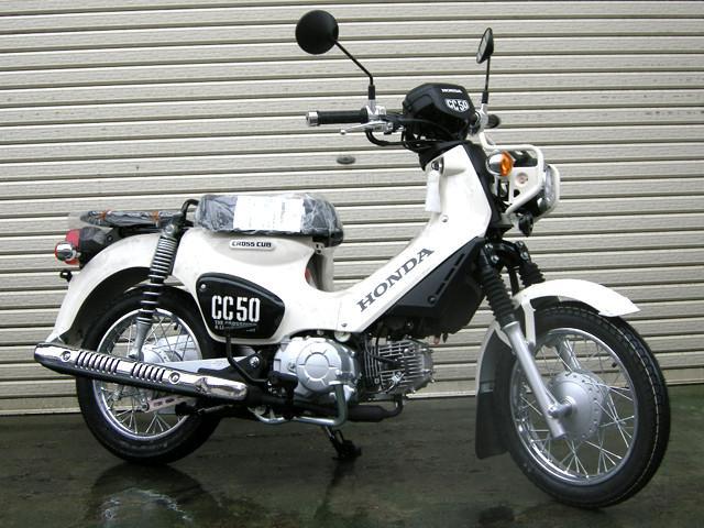 50 中古 クロスカブ クロスカブ110/ホンダの中古車一覧[本体価格の安い順]|ウェビック バイク選び
