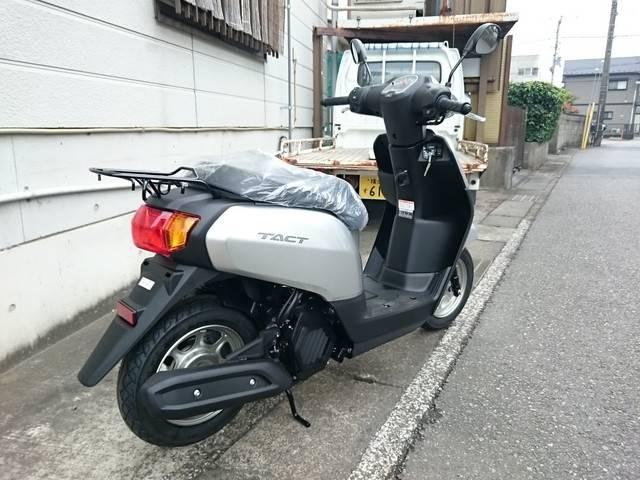 ホンダ タクト・ベーシック NEWモデルの画像(神奈川県