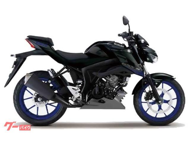 GSX−S125 ABS 最新モデル