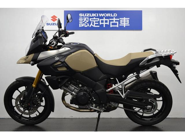 スズキ V-ストローム1000ABS 2014年MotoMap正規輸入モデル 認定中古車の画像(東京都